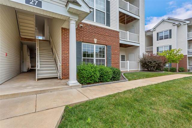 27 Kassebaum Lane #101, St Louis, MO 63129 (#20045254) :: Kelly Hager Group | TdD Premier Real Estate
