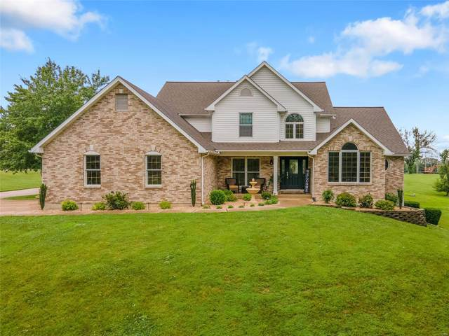 201 Hickory Pointe Court, Wentzville, MO 63385 (#20045280) :: Parson Realty Group