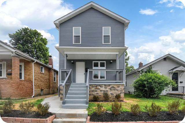 3933 Delor, St Louis, MO 63116 (#20045282) :: Clarity Street Realty