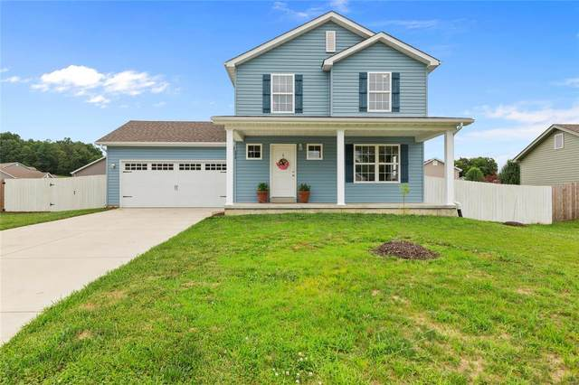 376 Spring Valley Drive, Winfield, MO 63389 (#20045347) :: Clarity Street Realty