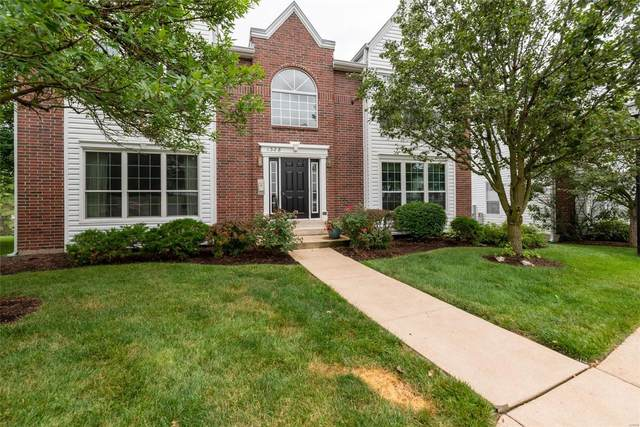 1328 Crossings D, Ballwin, MO 63021 (#20045378) :: The Becky O'Neill Power Home Selling Team