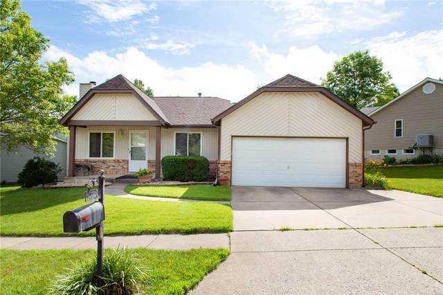 1134 Martin Manor Place, Florissant, MO 63031 (#20045389) :: St. Louis Finest Homes Realty Group