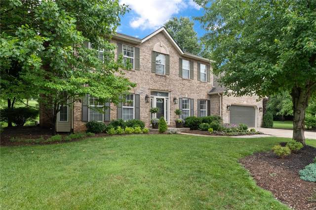 3601 Vintage Forest Drive, Shiloh, IL 62221 (#20045400) :: Realty Executives, Fort Leonard Wood LLC