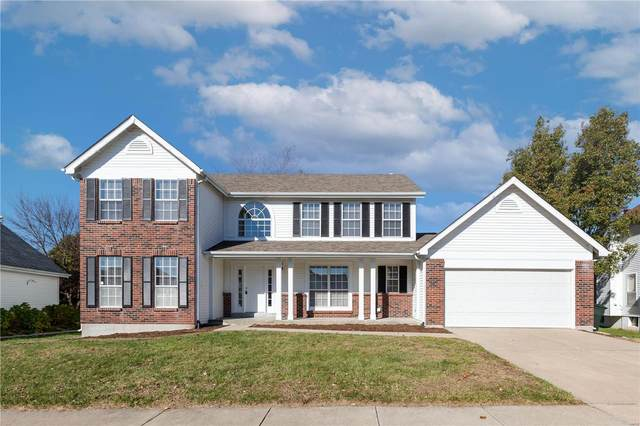 943 Sprinters Row Drive, Florissant, MO 63034 (#20045403) :: The Becky O'Neill Power Home Selling Team