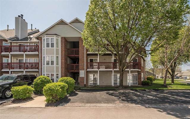 215 Shirley Ridge 215C, Saint Charles, MO 63304 (#20045412) :: Clarity Street Realty