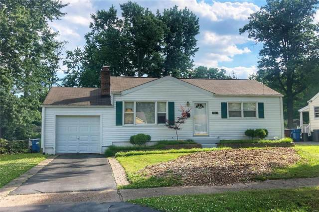 1042 Highmont Drive, Ferguson, MO 63135 (#20045434) :: Clarity Street Realty