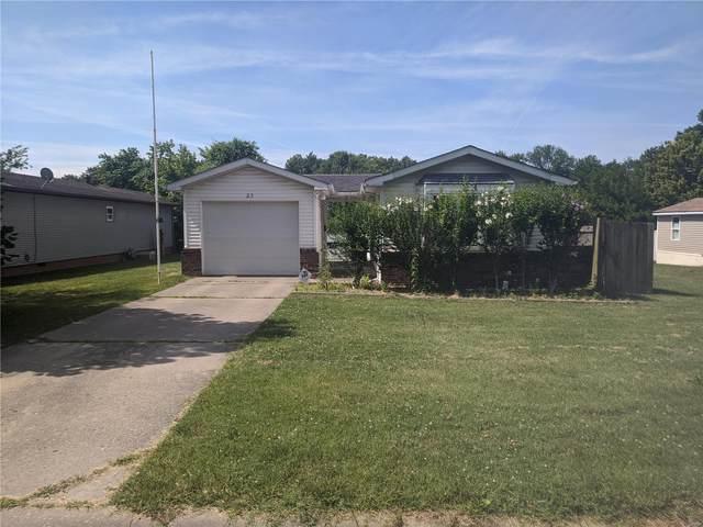23 Periwinkle Circle, Belleville, IL 62220 (#20045469) :: Matt Smith Real Estate Group