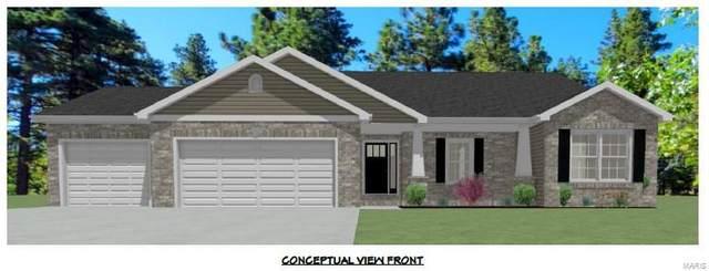3447 Navajo Trail, Shiloh, IL 62221 (#20045471) :: Matt Smith Real Estate Group
