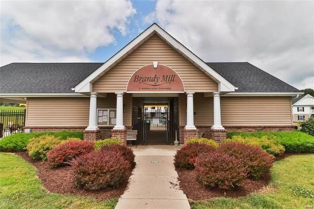 195 B Brandy Mill Circle, High Ridge, MO 63049 (#20045479) :: Parson Realty Group