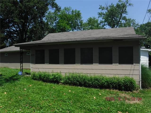 513 W 2nd, Pevely, MO 63070 (#20045483) :: Clarity Street Realty