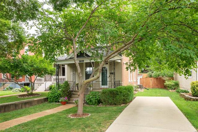 2800 59th Street, St Louis, MO 63139 (#20045486) :: Clarity Street Realty