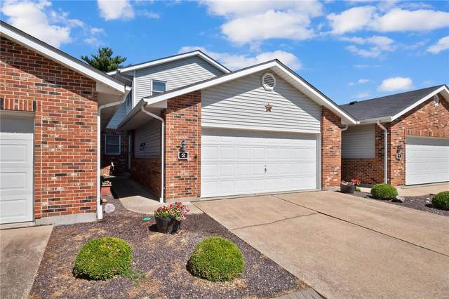 2 Treeridge Drive, Columbia, IL 62236 (#20045520) :: Parson Realty Group