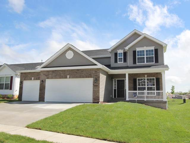 1159 Patchwork Fields, Chesterfield, MO 63005 (#20045574) :: Parson Realty Group