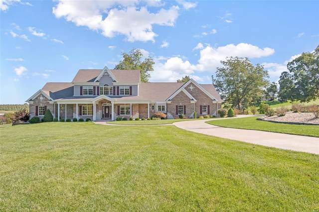 45 Town Branch Road, Marthasville, MO 63357 (#20045583) :: Clarity Street Realty