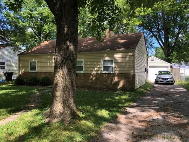 1108 Dawn Drive, Belleville, IL 62220 (#20045588) :: Parson Realty Group