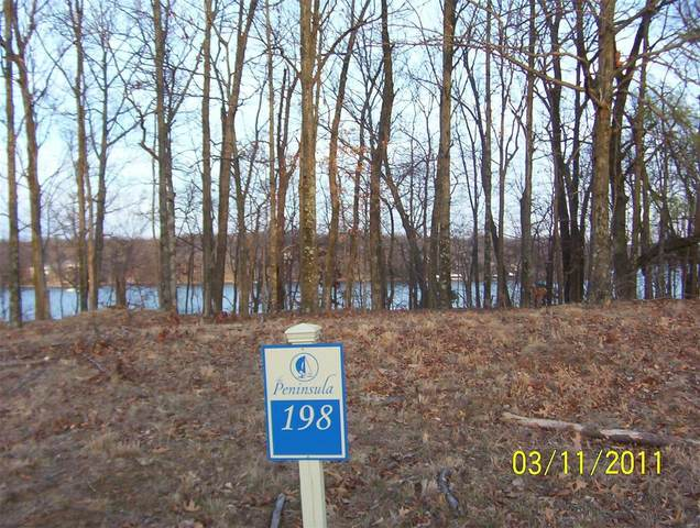0 Parrish Ridge Lot 198 Road, GOREVILLE, IL 62939 (#20045638) :: The Becky O'Neill Power Home Selling Team