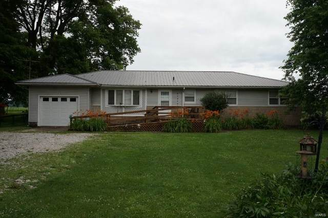 215 Highway 106 E., Hull, IL 62342 (#20045640) :: The Becky O'Neill Power Home Selling Team