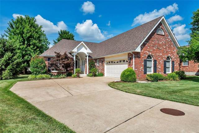 12417 Courtyard Lake, St Louis, MO 63127 (#20045646) :: The Becky O'Neill Power Home Selling Team