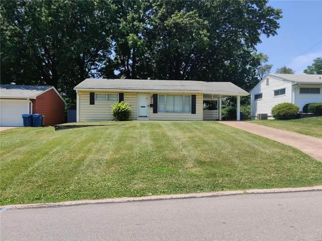 10013 Dellridge Lane, St Louis, MO 63136 (#20045663) :: Clarity Street Realty