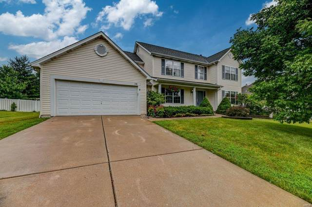 1738 Discovery Drive, Wentzville, MO 63385 (#20045677) :: Clarity Street Realty
