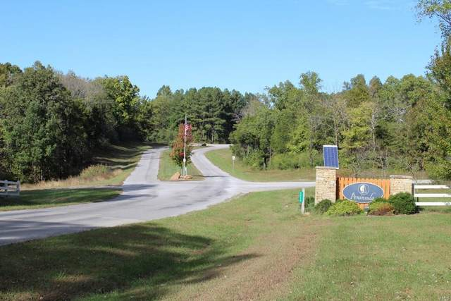 0 Parrish Ridge Rd Lot 405, GOREVILLE, IL 62939 (#20045691) :: The Becky O'Neill Power Home Selling Team