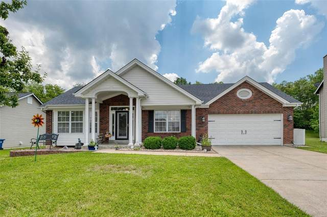 409 Autumn Farms, Wentzville, MO 63385 (#20045699) :: Matt Smith Real Estate Group