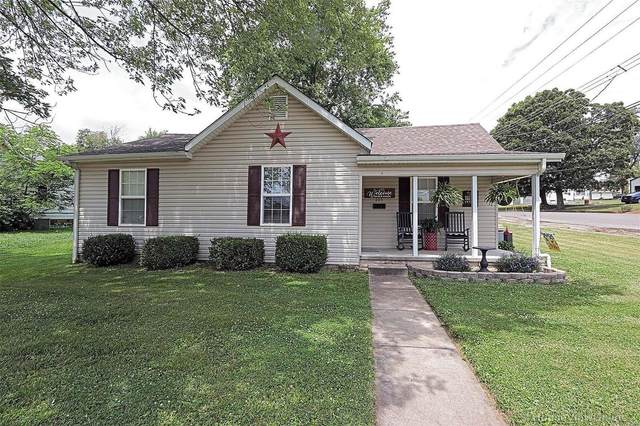 203 Twin Street, Bonne Terre, MO 63628 (#20045705) :: Kelly Hager Group | TdD Premier Real Estate