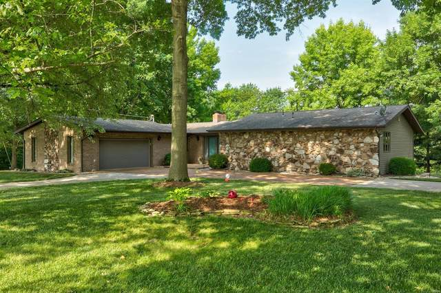 2641 Becker Road, Highland, IL 62249 (#20045712) :: Clarity Street Realty