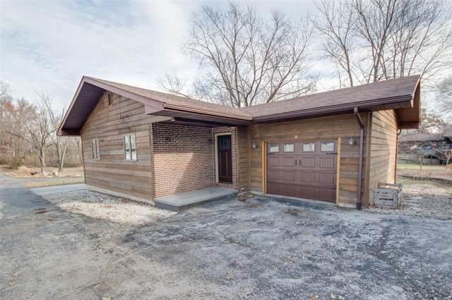 6 Parr Place, Jerseyville, IL 62052 (#20045713) :: Hartmann Realtors Inc.