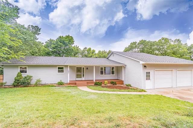 107 Prospect Street, Waynesville, MO 65583 (#20045734) :: Realty Executives, Fort Leonard Wood LLC