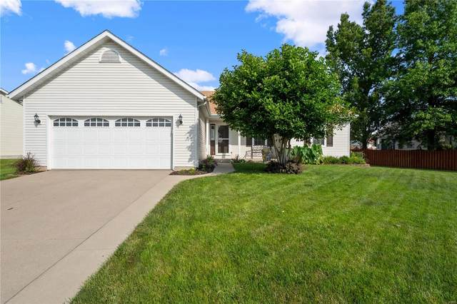 2833 Robert Drive, Columbia, IL 62236 (#20045744) :: The Becky O'Neill Power Home Selling Team