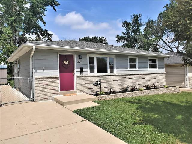 7627 Delmont Street, St Louis, MO 63123 (#20045758) :: RE/MAX Vision