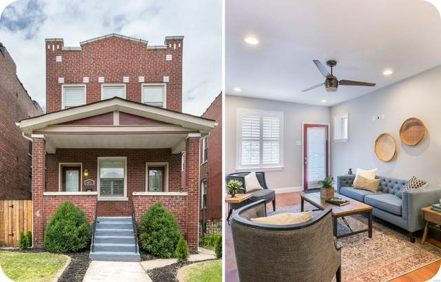 4021 Shenandoah Avenue, St Louis, MO 63110 (#20045771) :: St. Louis Finest Homes Realty Group