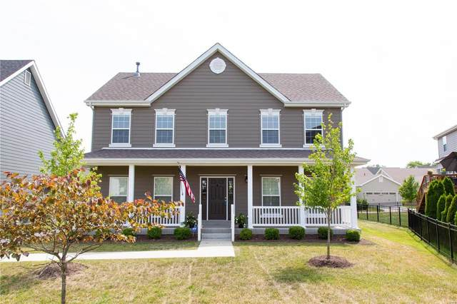 157 Stella Cherry, Wildwood, MO 63040 (#20046815) :: Matt Smith Real Estate Group
