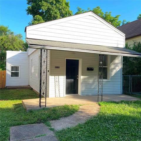 6115 Colorado Avenue, St Louis, MO 63111 (#20046820) :: Clarity Street Realty
