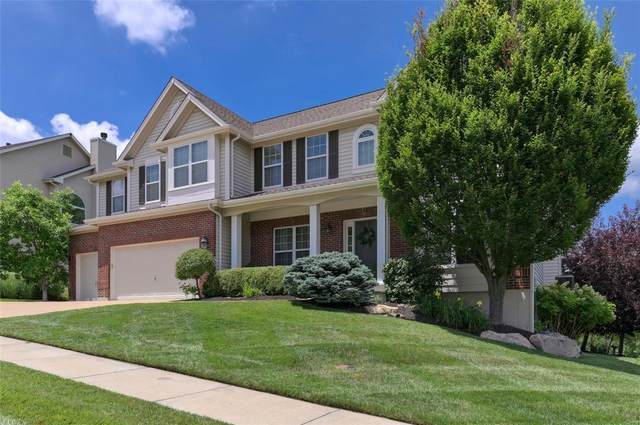 17672 Westhampton Woods Drive, Wildwood, MO 63005 (#20046829) :: The Becky O'Neill Power Home Selling Team