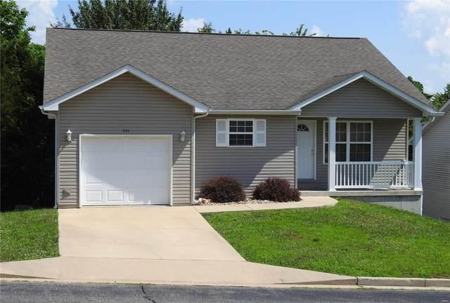 1141 Leonard Avenue, Rolla, MO 65401 (#20046851) :: Clarity Street Realty