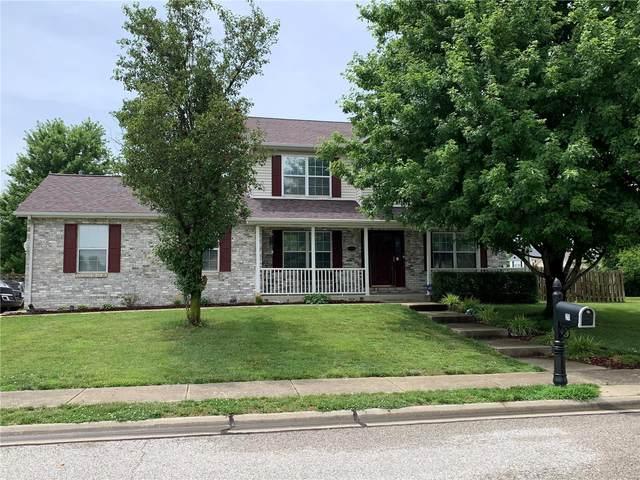 211 Shannon Lane, Belleville, IL 62221 (#20046863) :: Clarity Street Realty