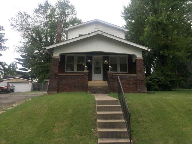 7254 Normandy Place, St Louis, MO 63121 (#20046865) :: Clarity Street Realty