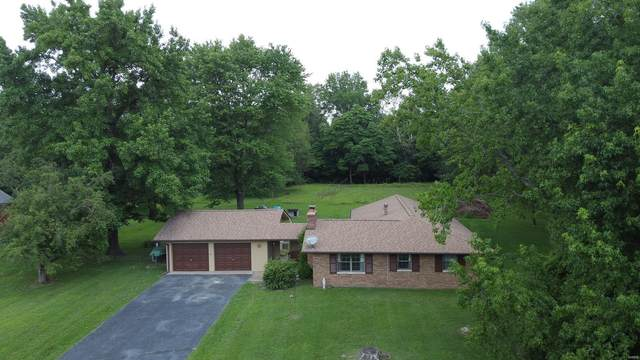 415 Old Fayetteville Road, Freeburg, IL 62243 (#20046909) :: RE/MAX Vision
