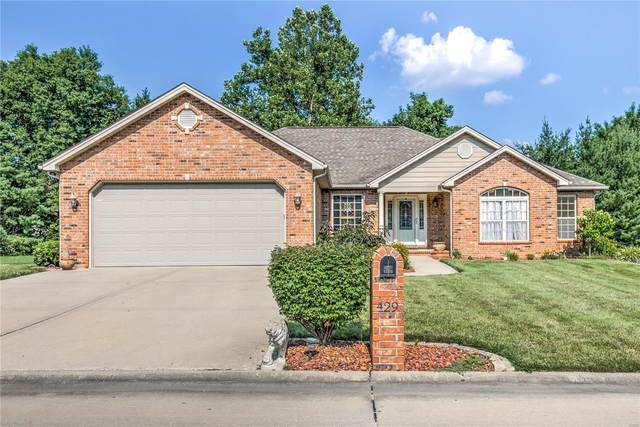 429 Meadowlark Lane, Belleville, IL 62220 (#20046914) :: The Becky O'Neill Power Home Selling Team