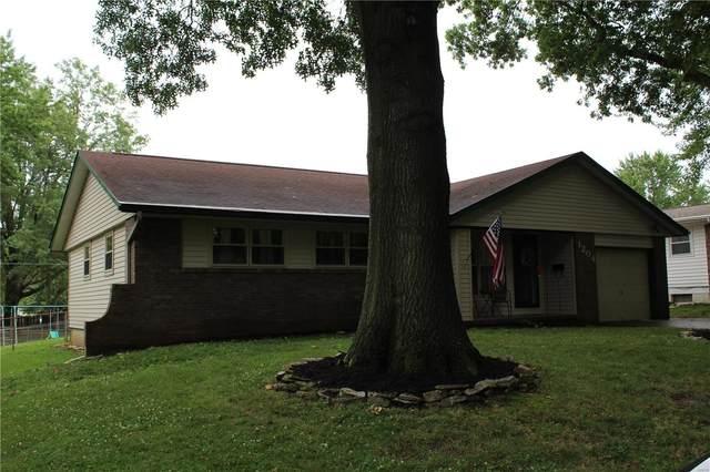 1204 Princeton Drive, O'Fallon, IL 62269 (#20046980) :: RE/MAX Vision