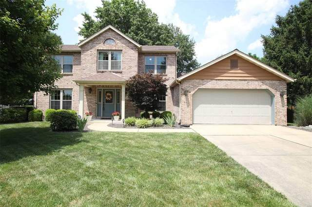 34 Lindenleaf Lane, Belleville, IL 62223 (#20046984) :: The Becky O'Neill Power Home Selling Team