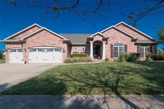 1237 Fired Brick Drive, Lebanon, IL 62254 (#20046985) :: The Becky O'Neill Power Home Selling Team