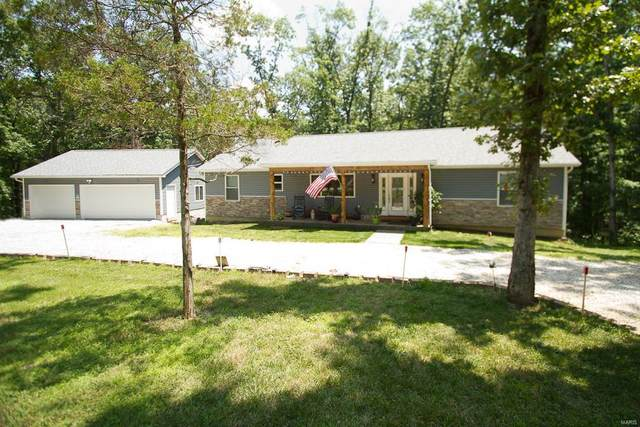 190 Red Hawk Ridge Drive, Troy, MO 63379 (#20046991) :: Parson Realty Group
