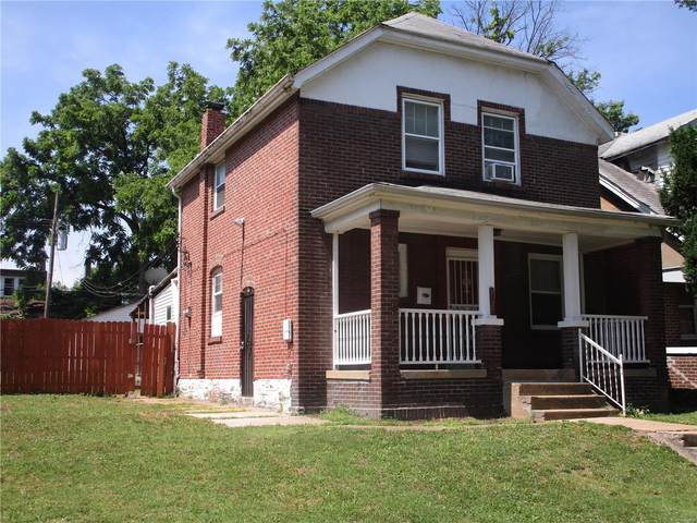 5124 Maffitt Avenue, St Louis, MO 63113 (#20047003) :: Kelly Hager Group | TdD Premier Real Estate