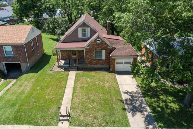608 Ellwine Drive, St Louis, MO 63125 (#20047009) :: Kelly Hager Group | TdD Premier Real Estate