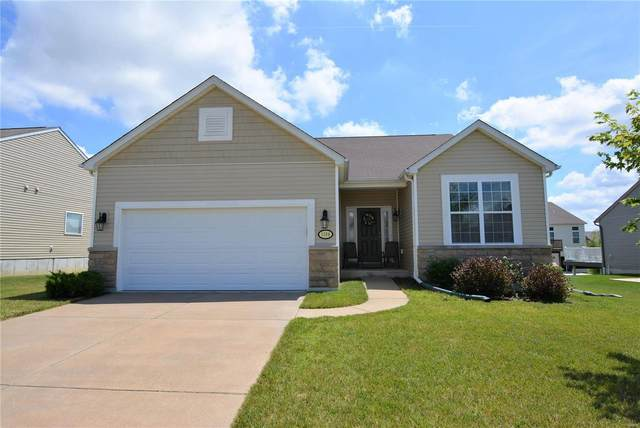 1106 William Penn Drive, Wentzville, MO 63385 (#20047042) :: Matt Smith Real Estate Group