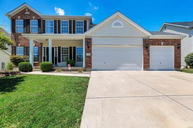1233 Woodside Drive, Arnold, MO 63010 (#20047043) :: The Becky O'Neill Power Home Selling Team