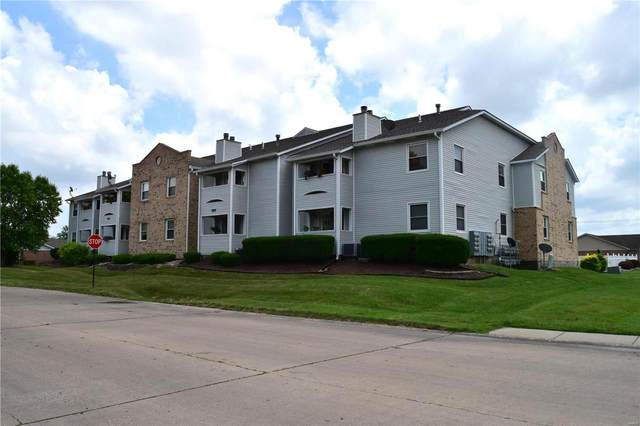 2574 Parkview Dr #14, Granite City, IL 62040 (#20047046) :: Clarity Street Realty